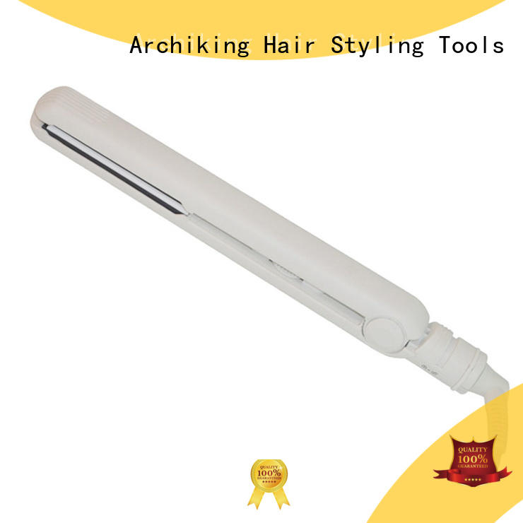 AchiKing fast best flat iron for fine hair directly sale for household