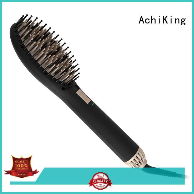 flat best straightening brush wholesale for beauty salon