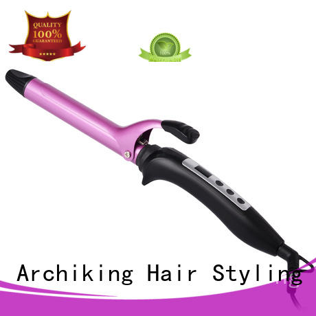 AchiKing stable rotating curling iron for beauty salon