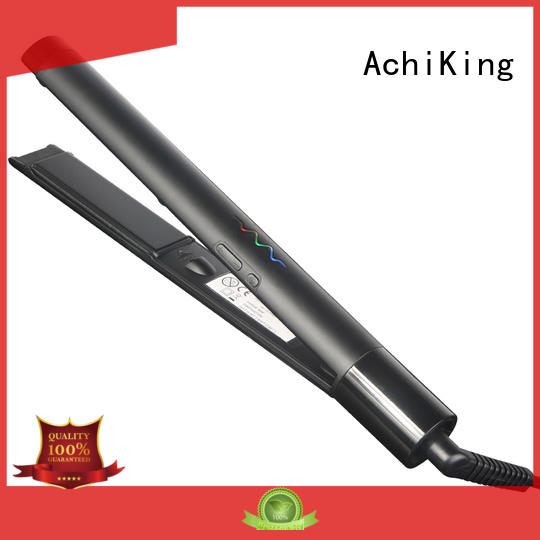 AchiKing reliable flat iron hair straightener series for household