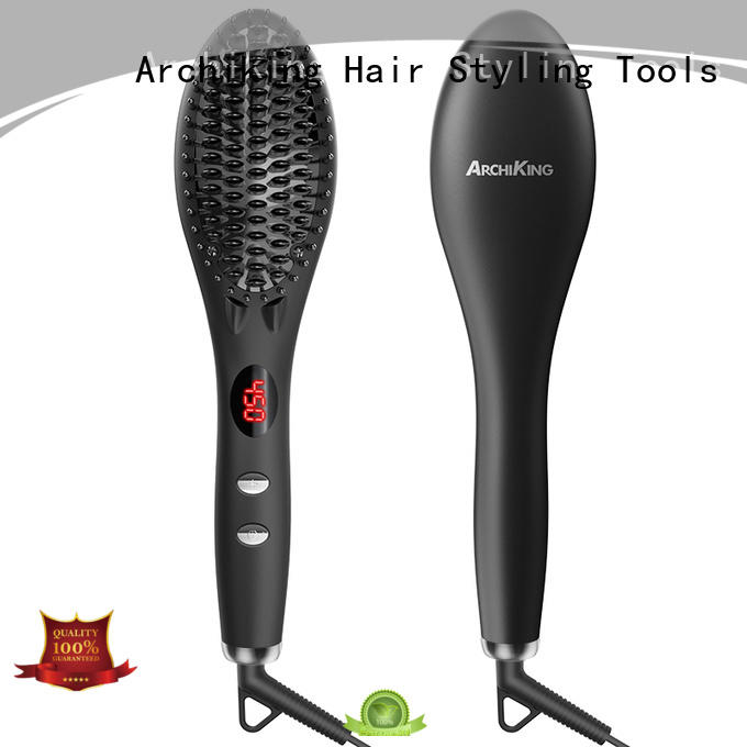 personalized hair styling tools series for beauty salon