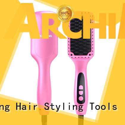 AchiKing best hair straightening brush factory price for household