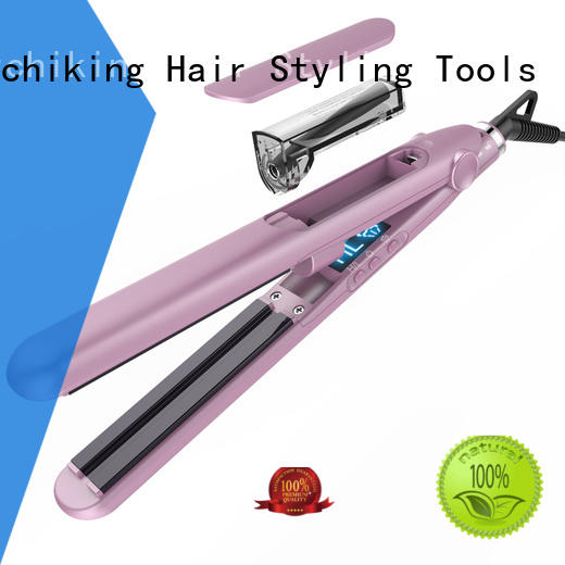 AchiKing durable hair ceramic flat irons customized for beauty salon