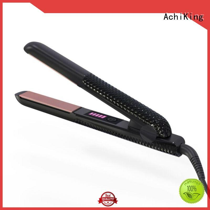 heatproof hair ceramic flat irons from China for home