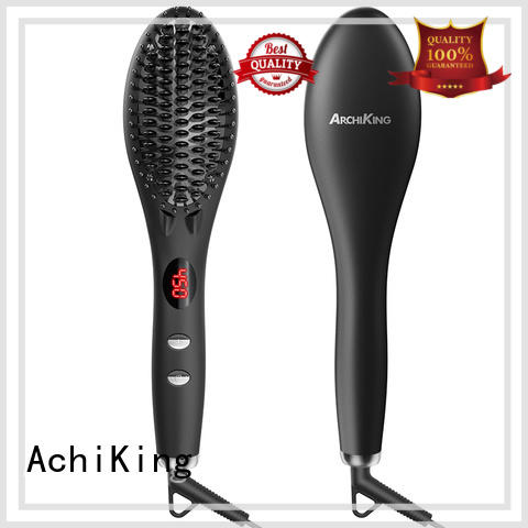 combs hair styling tools personalized AchiKing company