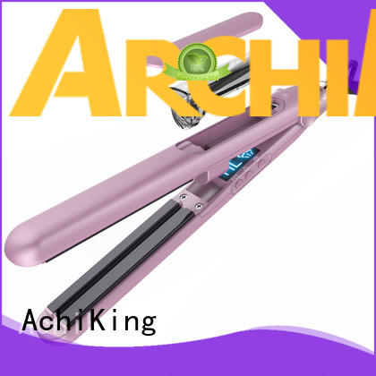 AchiKing quality hair styling tools flat for beauty salon
