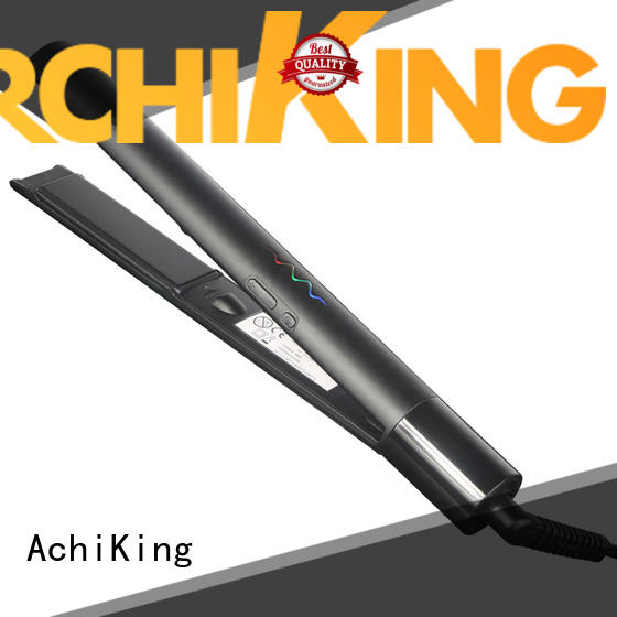 AchiKing hair flat iron series for household