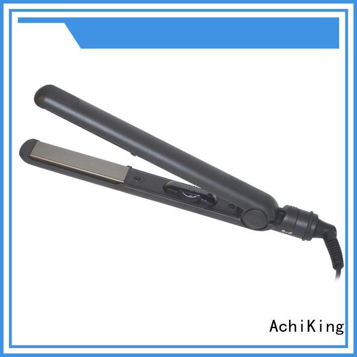 durable flat iron straight hair customized for beauty salon
