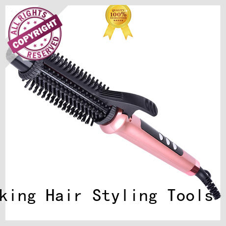 certificated curling rods inquire now for household
