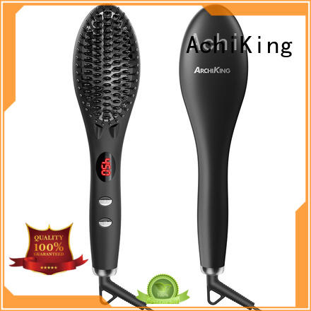 AchiKing personalized hair styling tools customized for home