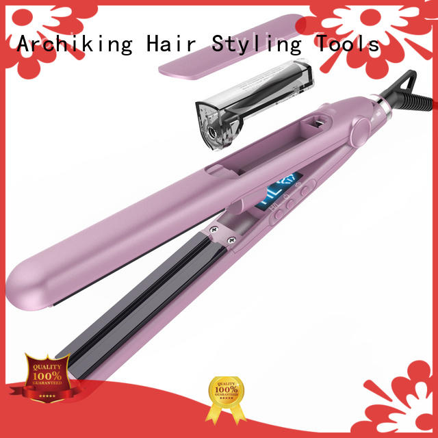 hair curling tools personalized ionic massage japanese AchiKing Brand hair styling tools