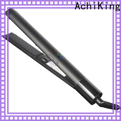 AchiKing reliable flat iron straight hair manufacturer for beauty salon