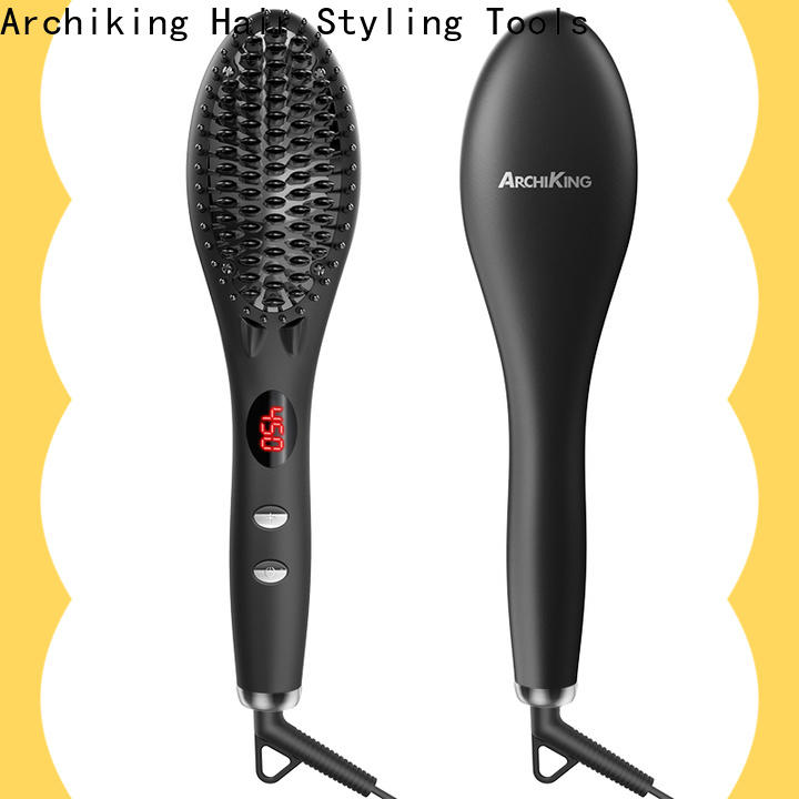 AchiKing hair styling tools customized for beauty salon