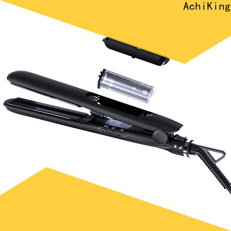 AchiKing heatproof hair ceramic flat irons series for home