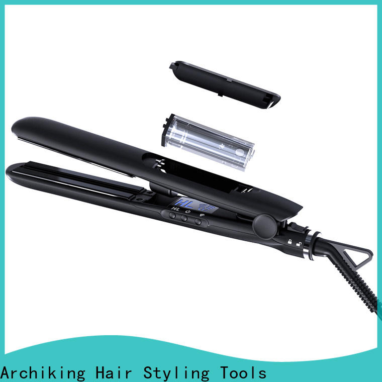 AchiKing hot selling hair ceramic flat irons customized for household