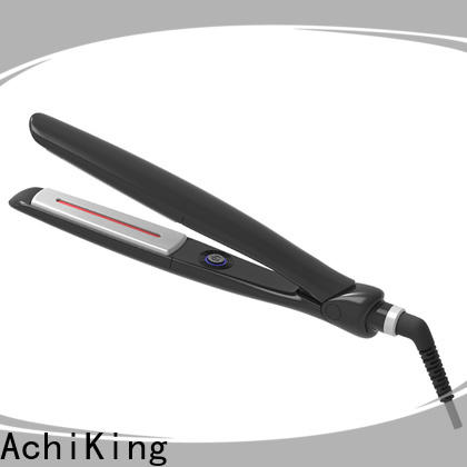 AchiKing flat iron straight hair from China for household
