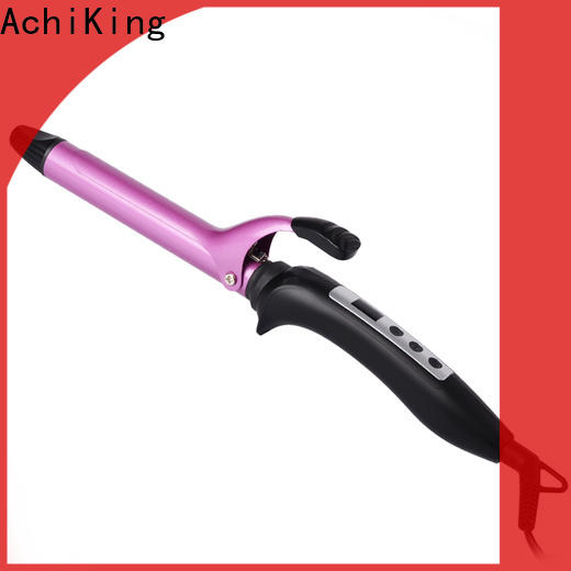 AchiKing hair curling machine design for household