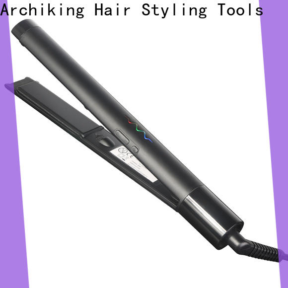 hot selling small hair flat iron directly sale for dressing room