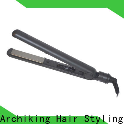 AchiKing hair flat iron directly sale for dressing room