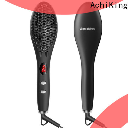 AchiKing quality hair styling tools customized for home