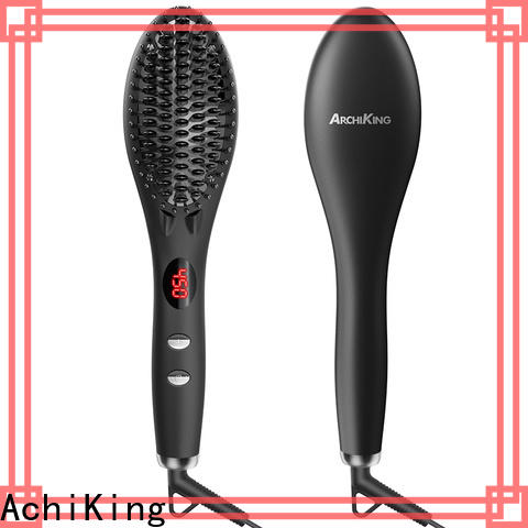 AchiKing flat hair styling tools manufacturer for home