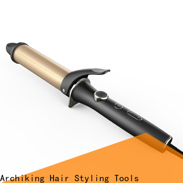 AchiKing certificated curling rods factory for dressing room