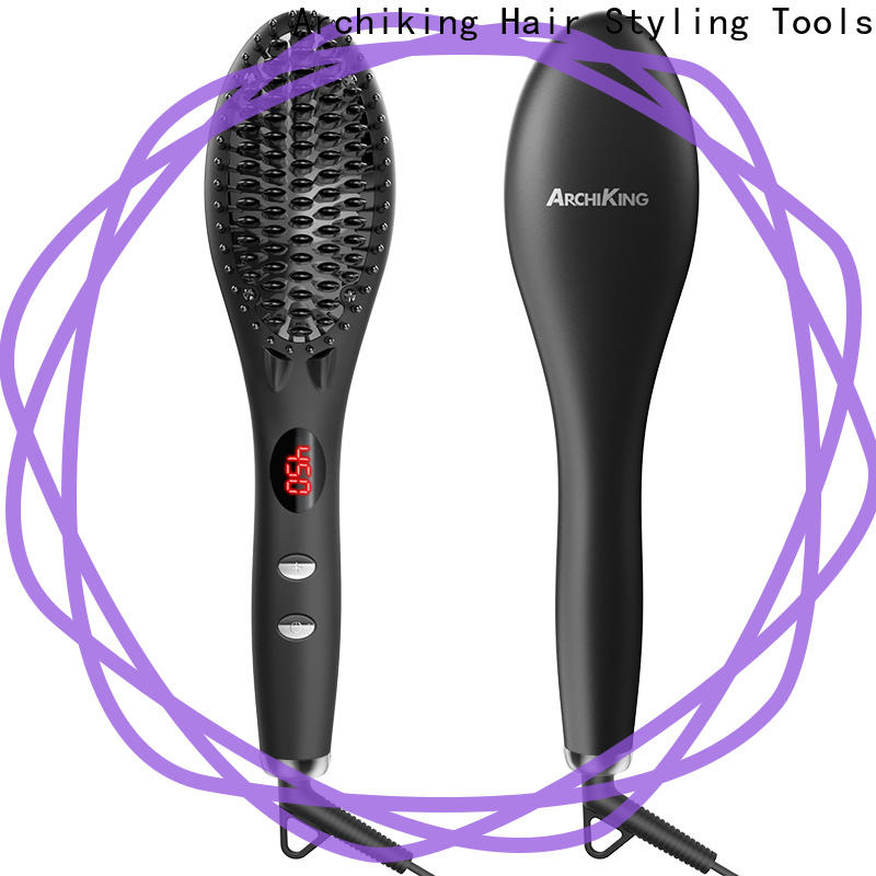 AchiKing straightening hair styling tools manufacturer for home