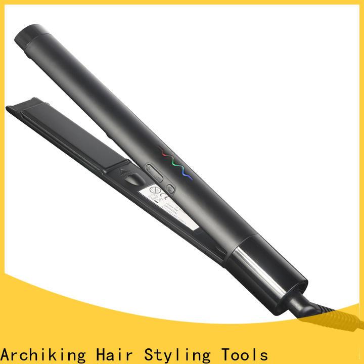 AchiKing heatproof hair flat iron from China for beauty salon