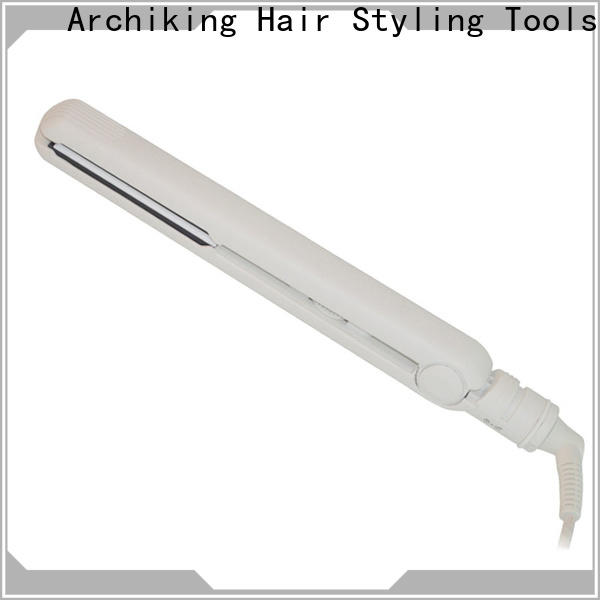 AchiKing professional hair flat iron customized for household