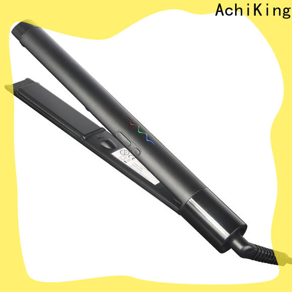 AchiKing hair flat iron manufacturer for home